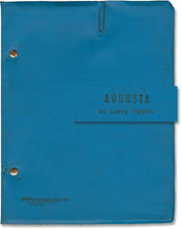image of Augusta (Original script for the 1975 play)
