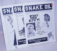 image of Snake Oil: Your Guide to Kooky Kontemporary Kristian Kulture [3 issues]