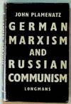 German Marxism and Russian Communism
