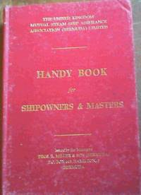 A Handy Book for Shipowners and Masters