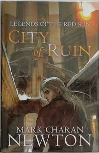 City of Ruin: Legends of the Red Sun (Signed Limited Edition)