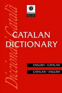 image of Catalan Dictionary: Catalan-English, English-Catalan (Routledge Bilingual Dictionaries)