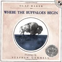 Where the Buffaloes Begin (Picture Puffin books)