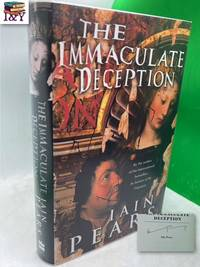 image of The Immaculate Deception (Jonathan Argyll 7) (SIGNED)