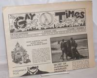 image of Gay Times: the fun gaypaper; vol. 1, #2, August 1, 1986