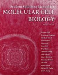 image of Molecular Cell Biology (Loose Leaf) & Solutions Manual