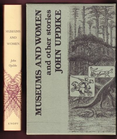 NY: Knopf, 1972. First edition, limited issue of 350 numbered copies signed by Updike on the limitat...