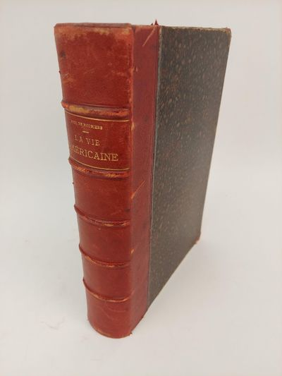Paris: Firmin-Didot, 1892. First edition; illustrated with 17 plates and map;. Hardcover. Thick quar...