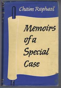 Memoirs of a Special Case
