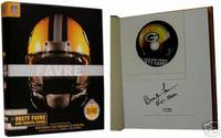 Favre by  and Peter King  Terry Bradshaw - Signed First Edition - 2004 - from Idler Fine Books and Biblio.com