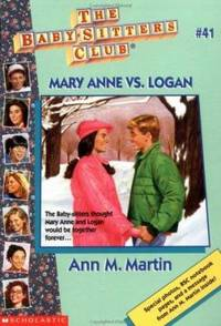 Mary Anne vs. Logan by Ann M. Martin - 1997