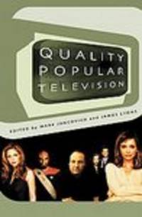 Quality Popular Television: Cult TV, the Industry and Fans (BFI Modern  Classics) by  Lyons James Jancovich Mark - Paperback - 3/4/2008 - from Mahler Books (SKU: 122008-211-201)