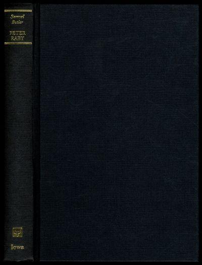 Iowa City: University of Iowa Press, 1991. Hardcover. Fine. First edition. Octavo. 334pp. Illustrate...