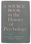 View Image 1 of 2 for A Source Book in the History of Psychology. Inventory #EEG1080