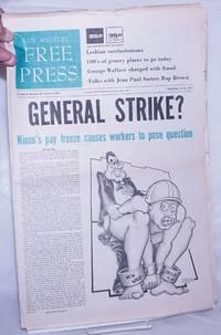 image of Los Angeles Free Press: Vol. 8 #45, #382, Nov 12-18 1971.