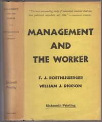 image of Management and the Worker