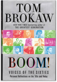 image of Boom! Voices of the Sixties Personal Reflections on the '60s and Today.