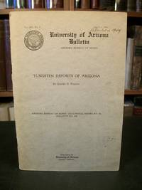 Tungsten Deposits of Arizona