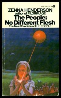 THE PEOPLE - No Different Flesh by  Zenna Henderson - Paperback - Later Printing - 1968 - from W. Fraser Sandercombe (SKU: 223488)