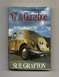 """""""G"""" is for Gumshoe  - 1st Edition/1st Printing"""