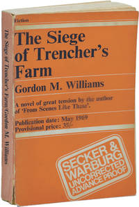 image of The Siege of Trencher's Farm (Uncorrected Proof)