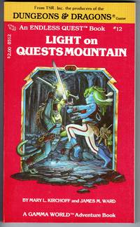 image of LIGHT ON QUESTS MOUNTAIN ( A Gamma World Adventure)