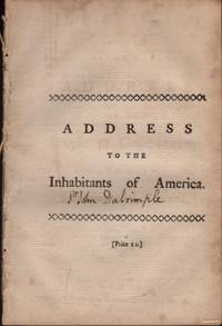 The Address of the People of Great-Britain to the Inhabitants of America