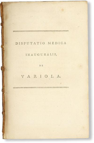 Edinburgi: Robert Allan, 1796. First Edition. Octavo (19.5cm.); removed but retaining half title; ,4...