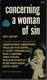 CONCERNING A WOMAN OF SIN And Other Stories of Hollywood