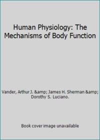 image of Human Physiology: The Mechanisms of Body Function