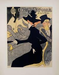 Affiches De Henri De Toulouse-Lautrec; Dix Reproductions en Couleurs -- Introduction by  Willy Rotzler
