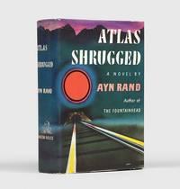 image of Atlas Shrugged.