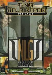 image of Trinity Field Report: Psi Laws (Trinity Field Reports Series, No 3)