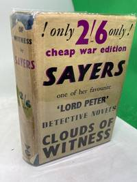 image of Clouds of Witness (Lord Peter Wimsey)