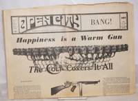 image of Open City: weekly review of the Los Angeles Renaissance; #92, Feb. 23 - March 1, 1969; Happiness is a Warm Gun