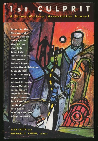 New York: St. Martin's Press, 1993. Hardcover. Fine/Fine. First American edition. Fine in fine dustw...