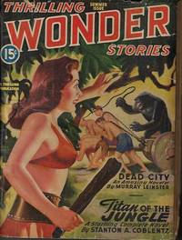 image of THRILLING WONDER Stories: Summer 1946