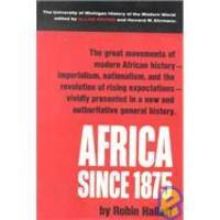 image of Africa Since 1875: A Modern History