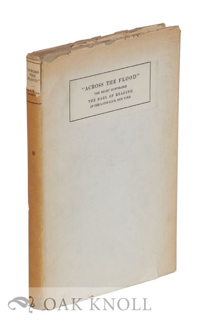 New York, NY: George H. Doran Company, 1918. paper-covered boards, labels on spine and front cover. ...