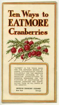 Ten Ways to EatMore Cranberries