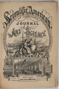 image of Scientific American, An Illustrated Journal of Art, Science & Mechanics, First issue, 1859