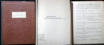 Fort Worth, Texas: Author Typescript, 1969. 121 pages; typed one side; type in black; with correctio...