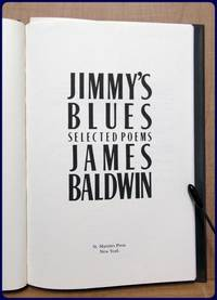 JIMMY'S BLUES. SELECTED POEMS