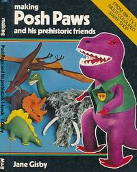 Making Posh Paws and His Prehistoric Friends