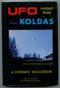 UFO Contact from Planet Koldas: A Cosmic Dialogue