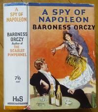 image of A SPY OF NAPOLEON