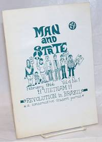 Man and State: a conservative student journal. Vol. 4 no. 1 (February 1966)