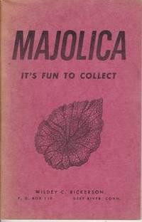 MAJOLICA - It's Fun To Collect