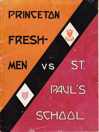 image of Princeton Freshmen Vs. St. Paul's School - HOCKEY PROGRAM - December Nineteenth, Nineteen Hundred and Thirty-Five at Madison Square Garden, New York City