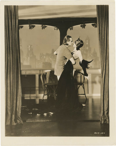 Beverly Hills, CA: Metro-Goldwyn-Mayer , 1930. Vintage reference photograph from the 1930 pre-Code m...